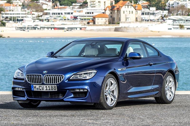 Precios de BMW Serie 6 Coupé 640d Coupé 8V Aut.