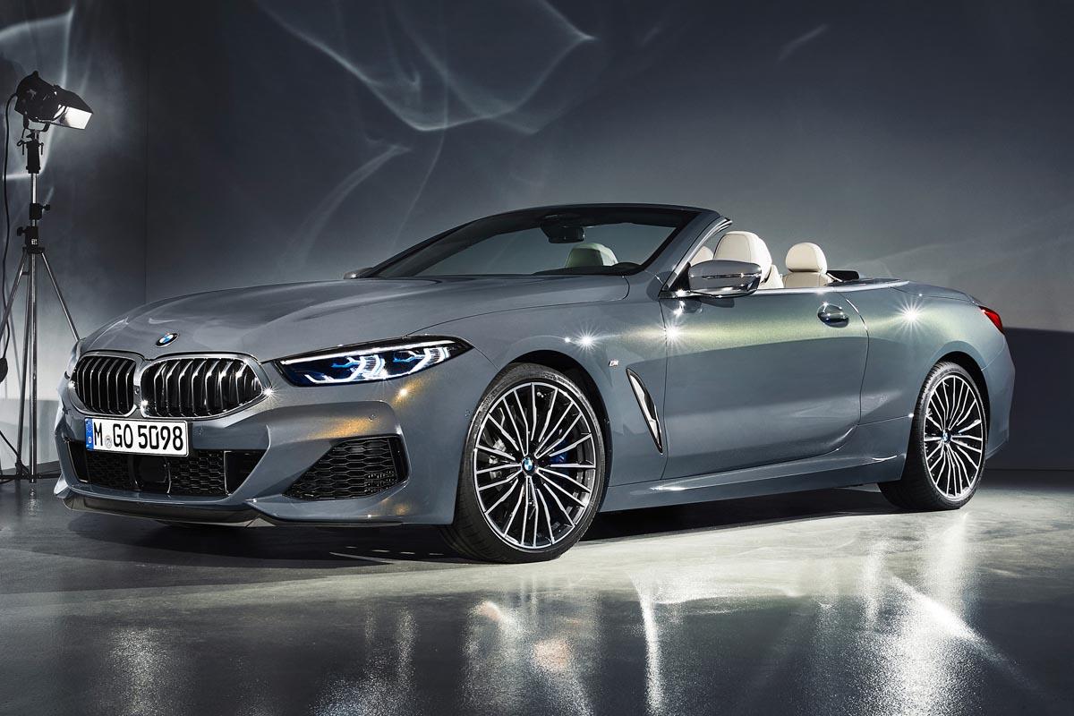 Precios de BMW Serie 8 Cabrio 840d Cabrio xDrive Aut. 8V