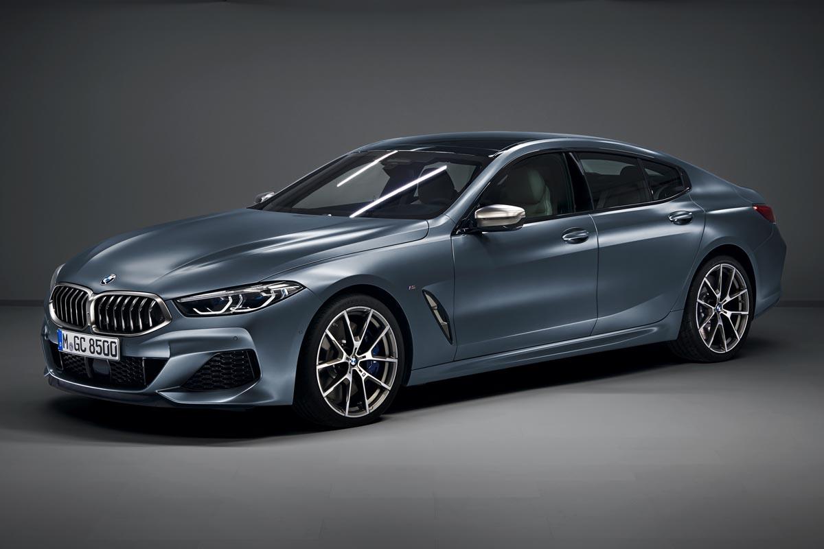 Precios de BMW Serie 8 Gran Coupé