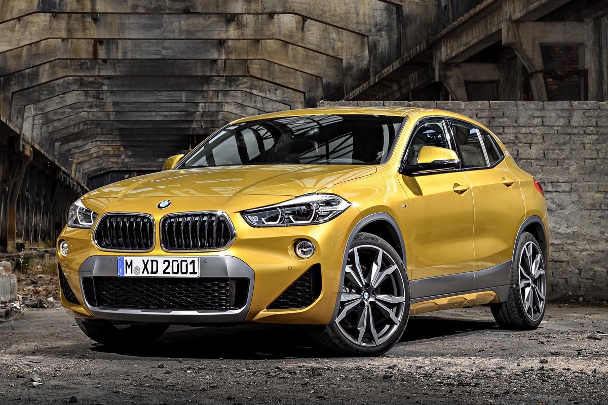 Precios de BMW X2 sDrive18d 6V