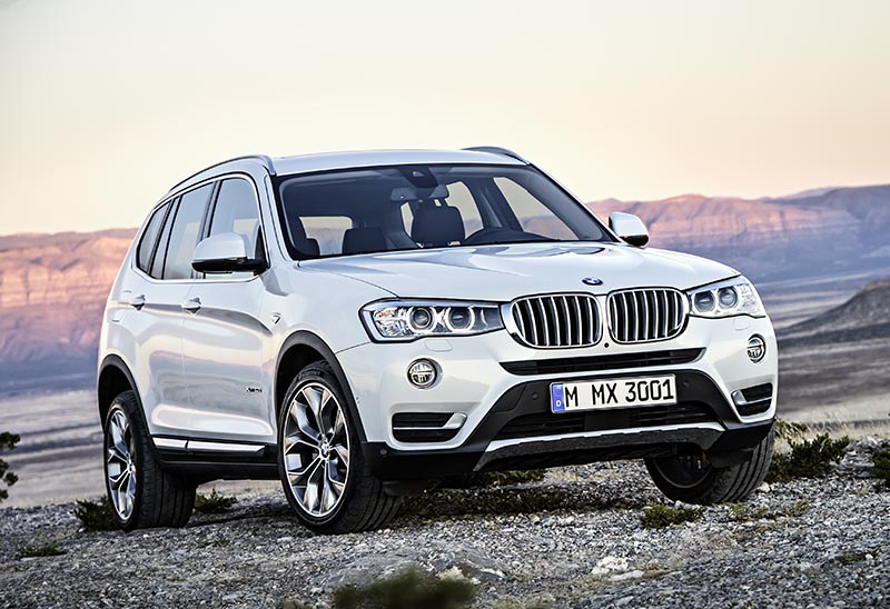 Precios de BMW X3