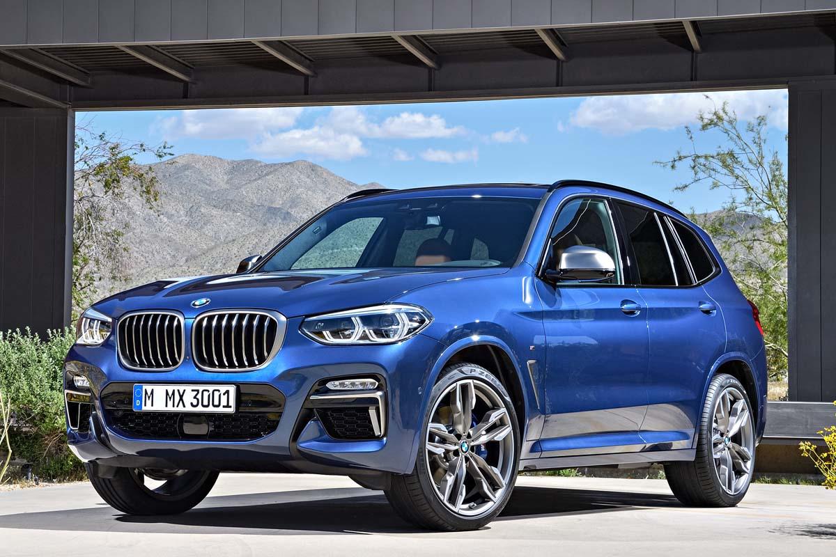 Precios de BMW X3 M Aut. 8V