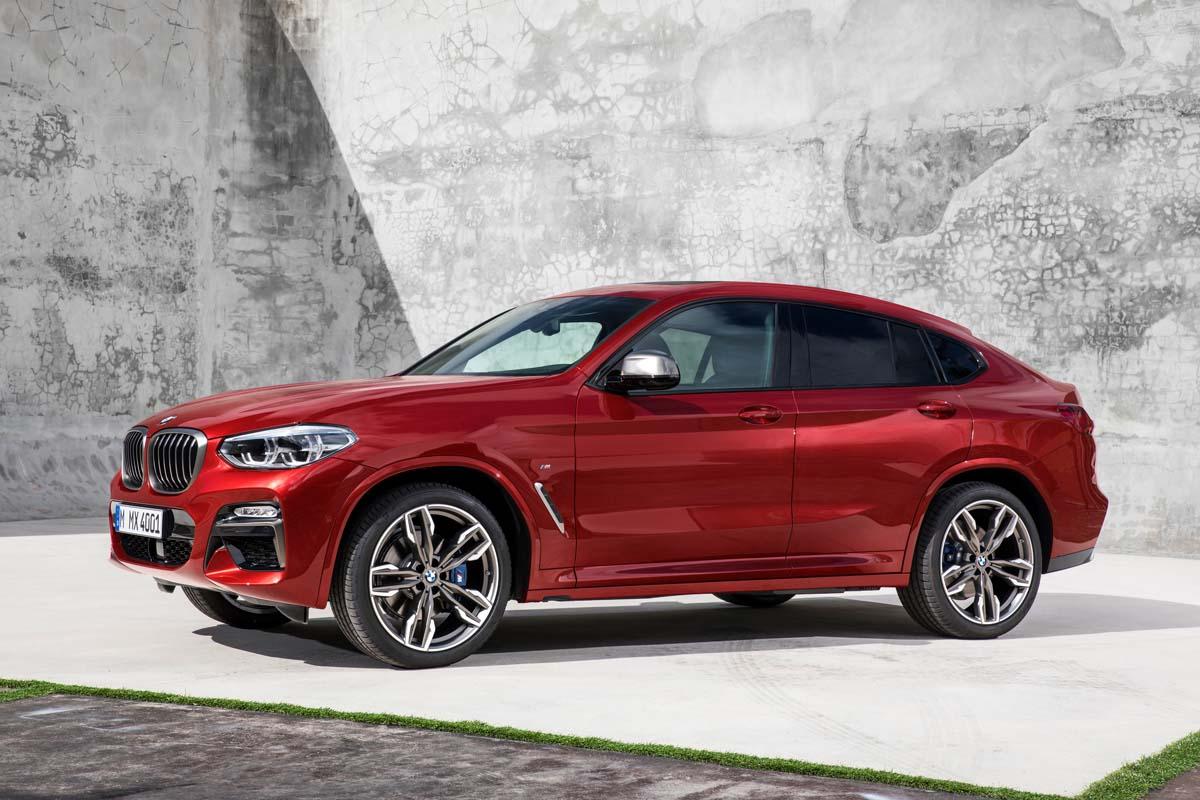Precios de BMW X4 2018 M Aut. 8V