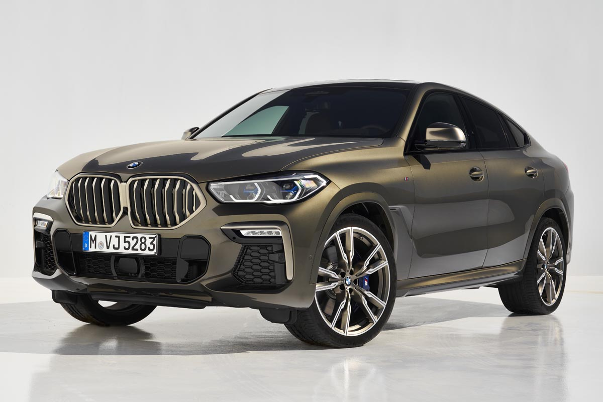 Precios de BMW X6 2020