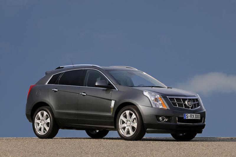 Precios de Cadillac SRX