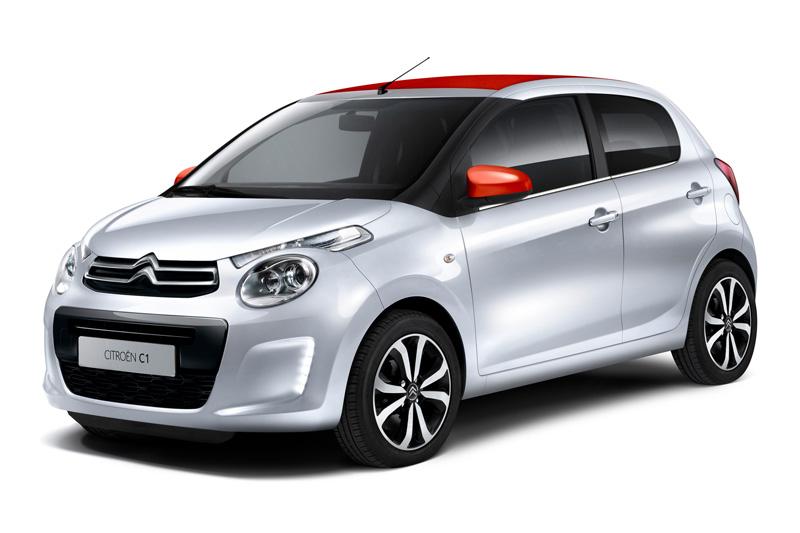 Precios de Citroën C1