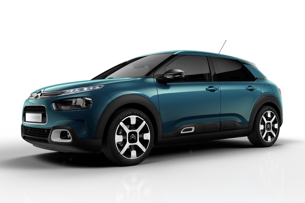 Precios de Citroën C4 Cactus 1.2 PureTech 110 S&S Shine Aut. 6V