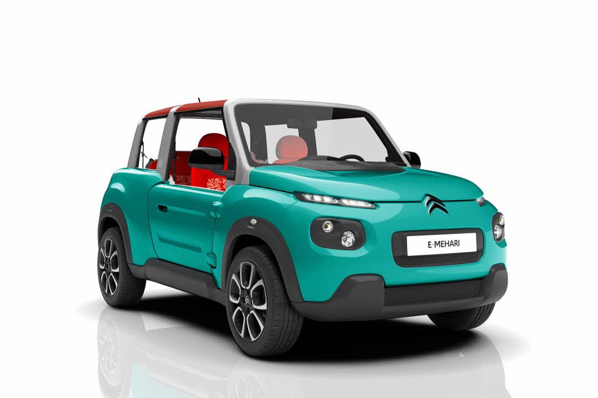 Precios de Citroën E-Mehari