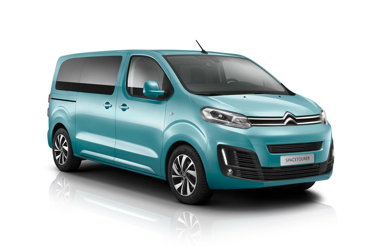 Precios de Citroën  Spacetourer