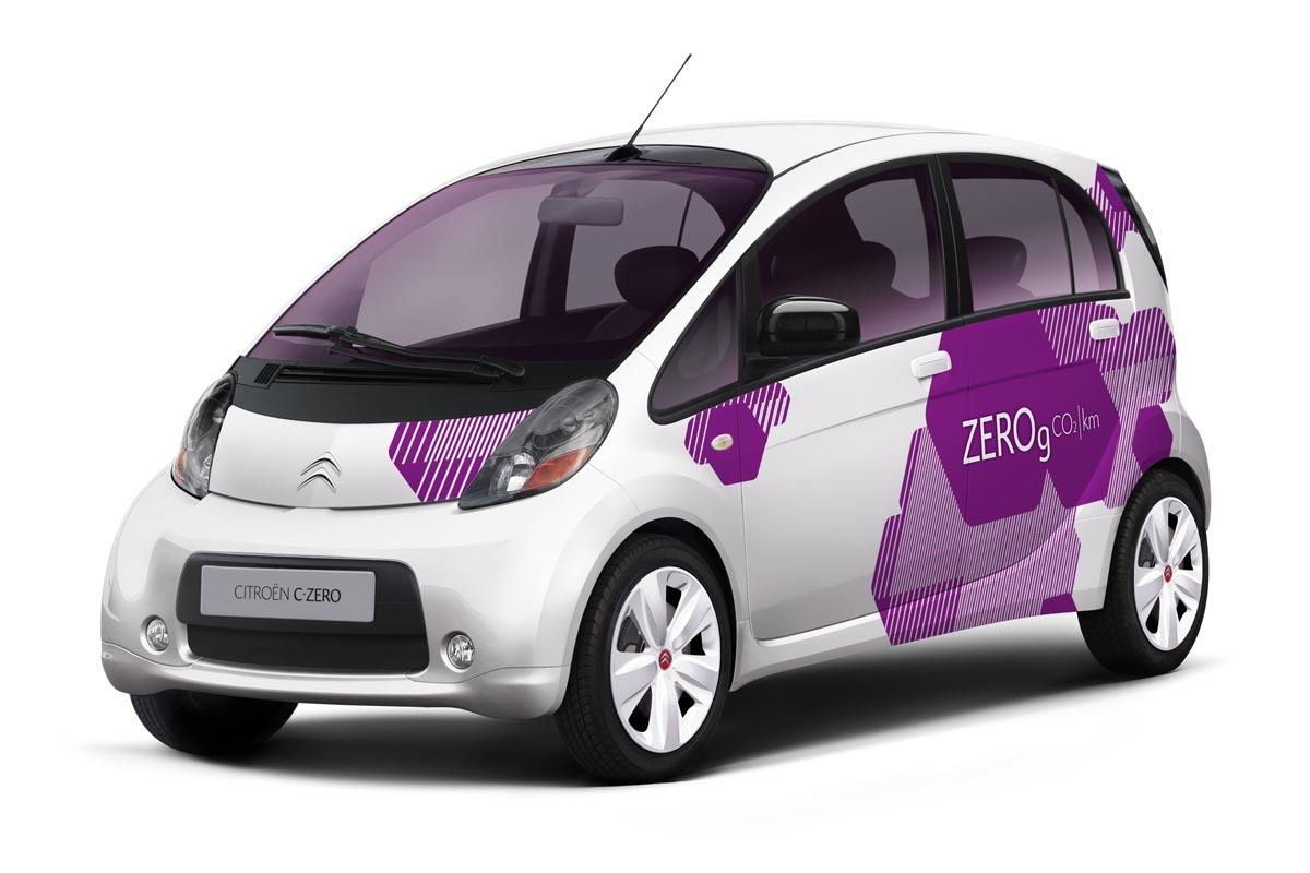 Precios de Citroën C-Zero