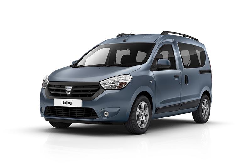 Precios de Dacia Dokker 1.6 100 Base