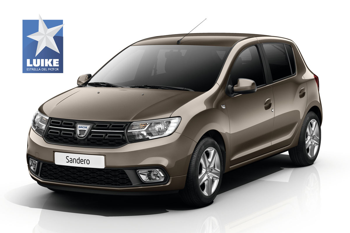 precio de dacia sandero nuevos. Black Bedroom Furniture Sets. Home Design Ideas