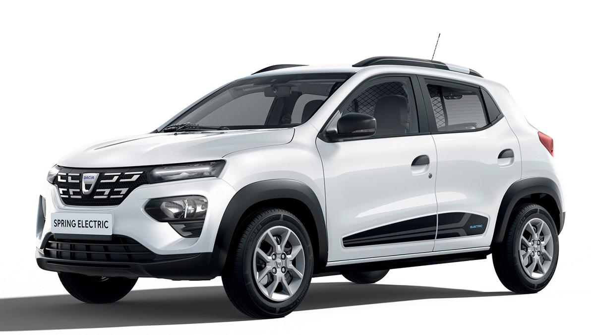 Precios de Dacia Spring Comfort Electric 45