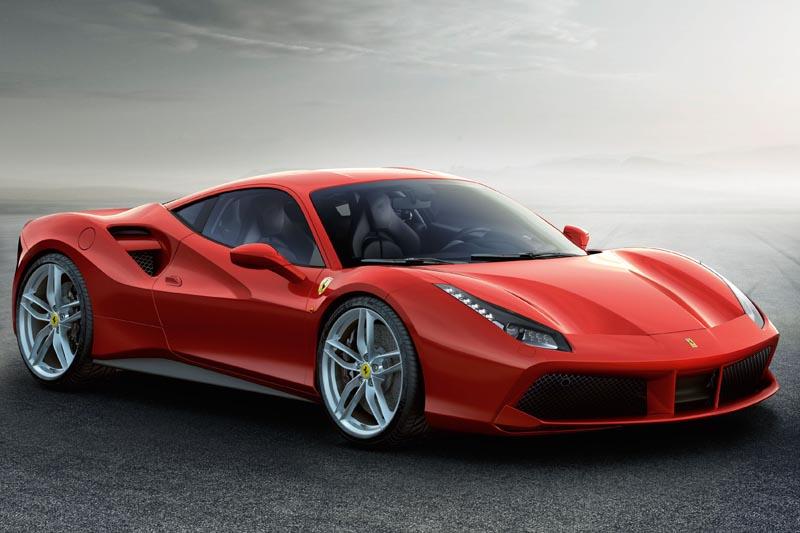 Precios de Ferrari 488 GTB