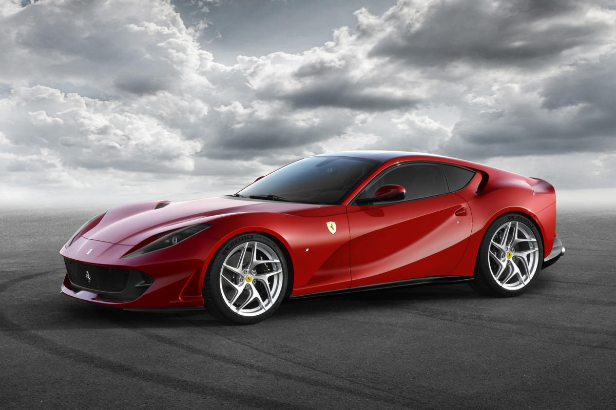 Precios de Ferrari 812 Superfast 6.5 V12 Aut. 7V