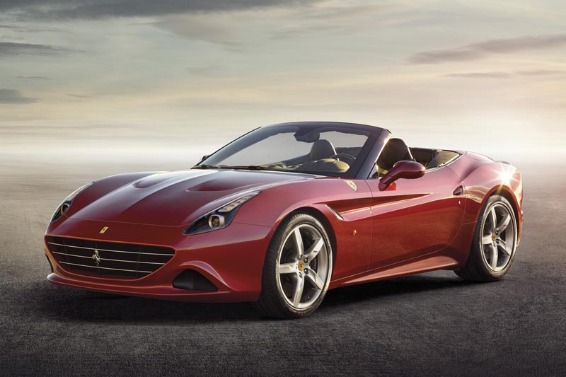 Precios de Ferrari California