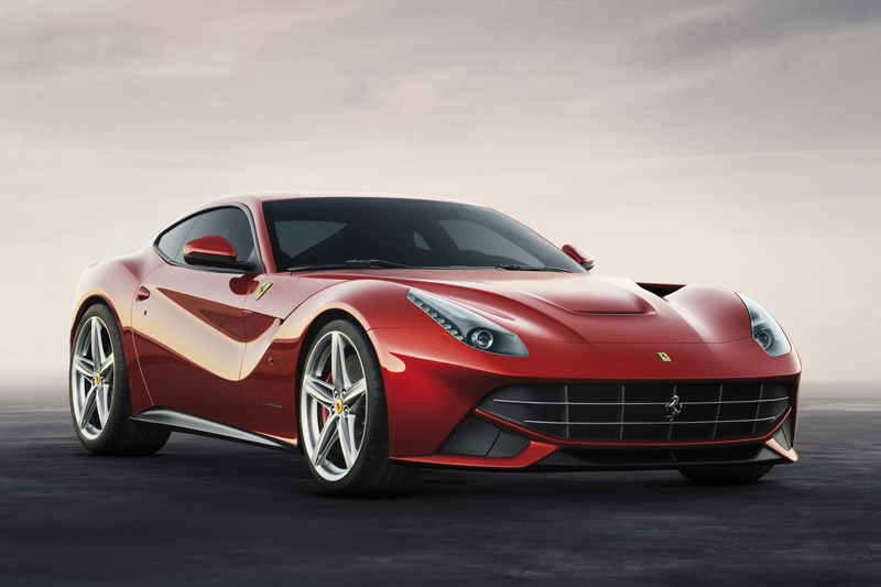 Precios de Ferrari F12