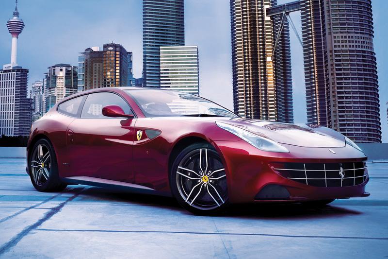 Precios de Ferrari FF