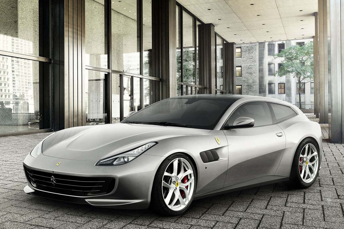 Precios de Ferrari GTC4Lusso 3.9 V8 F1 Aut. 7V