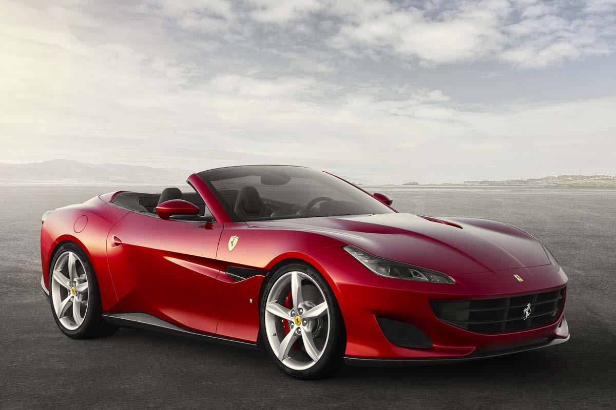 Precios de Ferrari Portofino