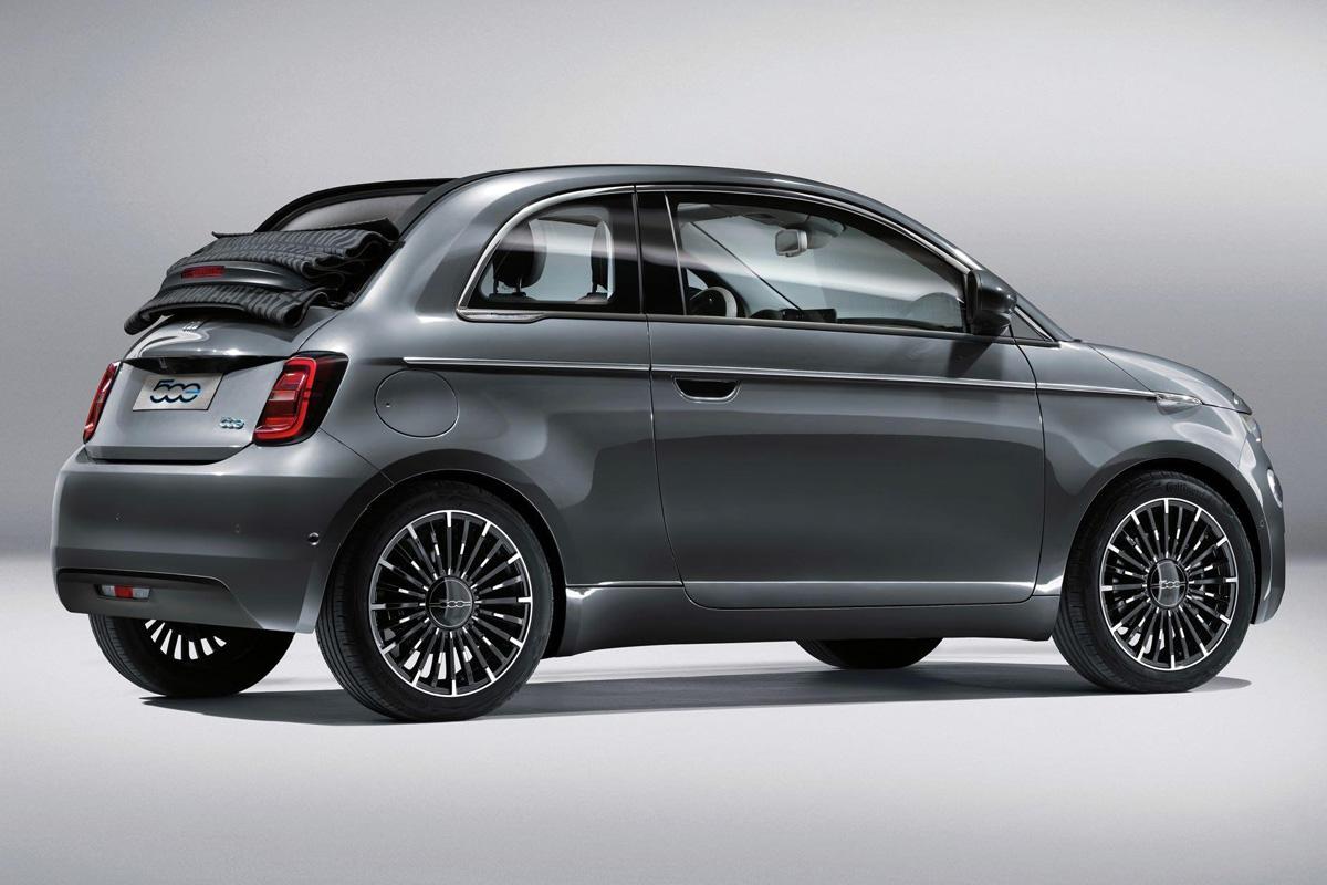 Precios de Fiat 500C 2020 87 kW Cabrio Icon