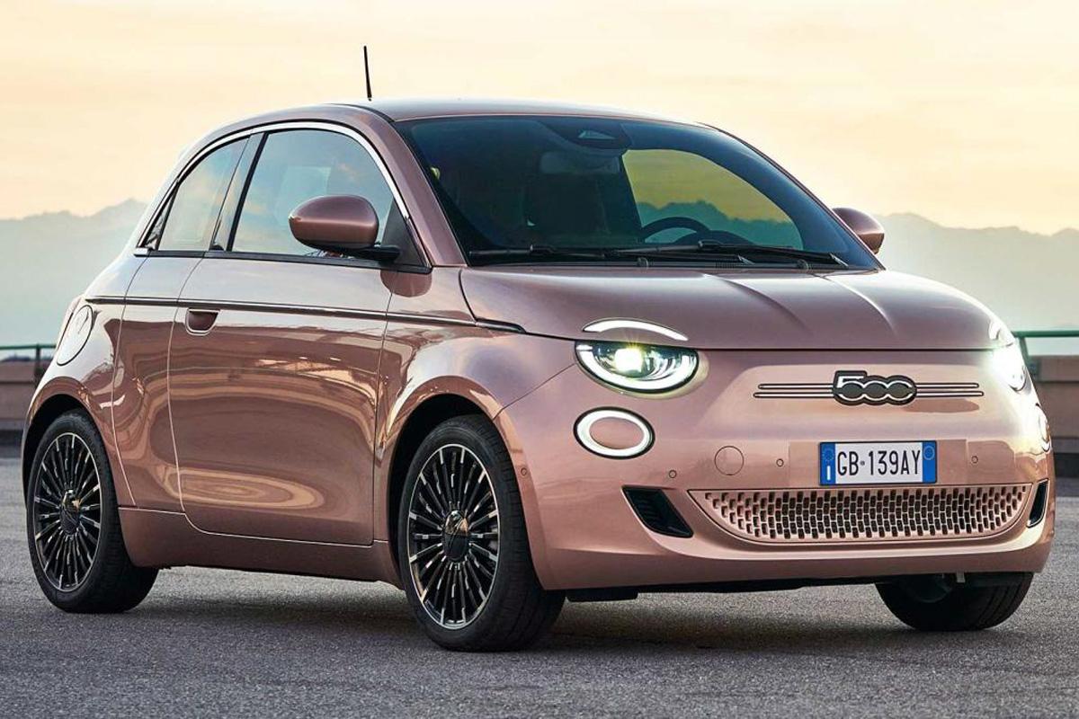 Precios de Fiat 500 2020 70 kW Berlina Action
