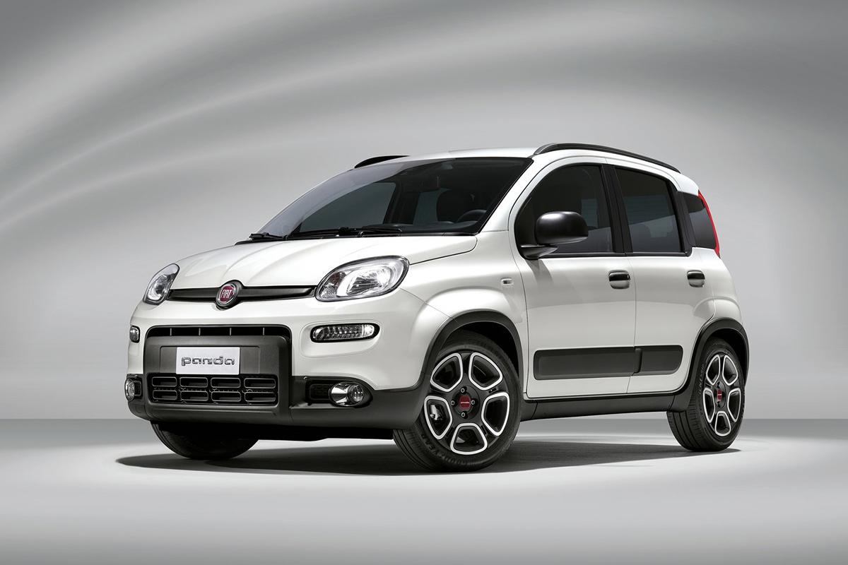 Precios de Fiat Panda 1.0 Hybrid 70 Cross 6V