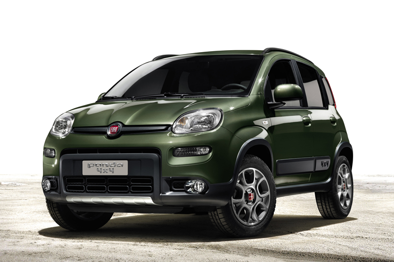 Precios de Fiat Panda 4X4 0.9 TwinAir 90 S&S Cross 4x4 6V