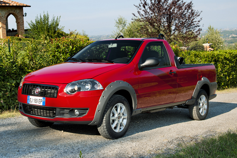 Precios de Fiat Strada 1.3 JTD Trekking Cabina Larga