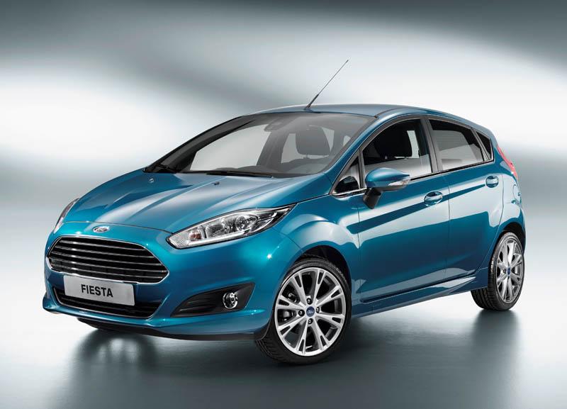 Precios de Ford Fiesta