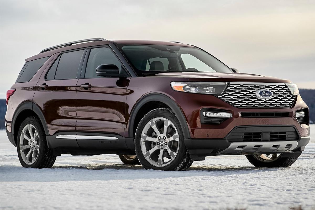 Precios de Ford Explorer