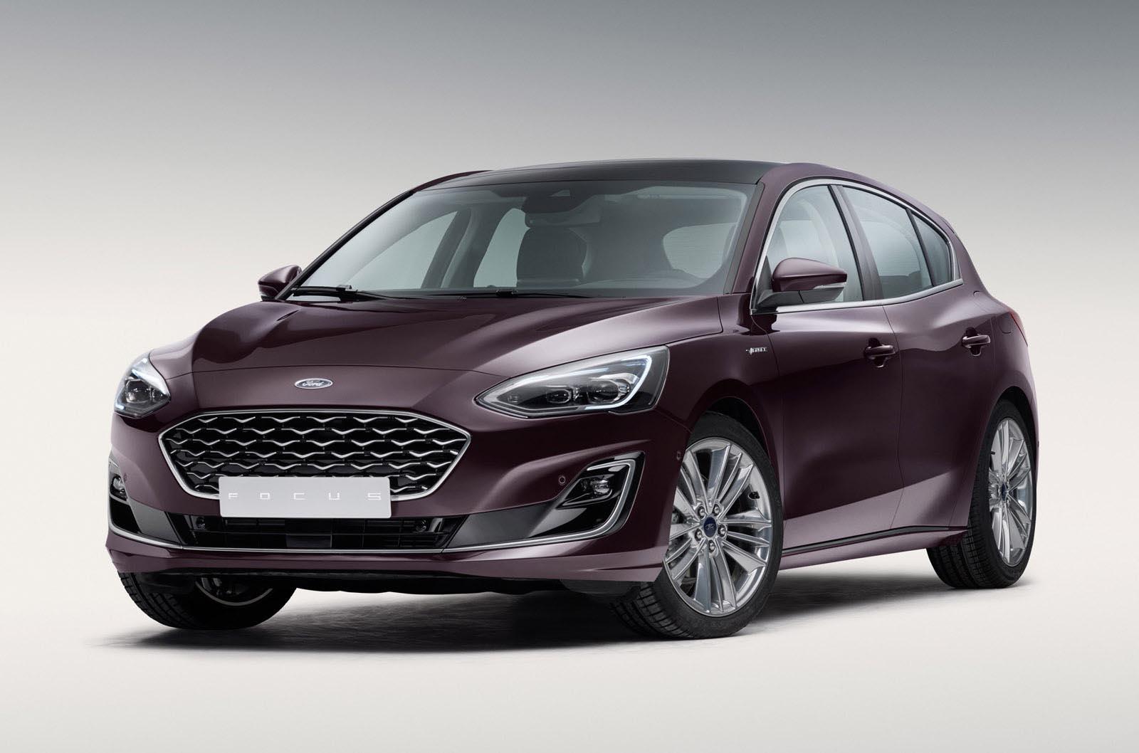 Precios de Ford Focus 2019 5p 1.0 EcoBoost 125 Trend+ Aut. 8V 5p
