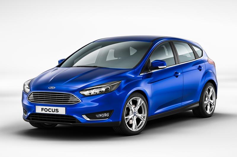 Precios de Ford Focus 5p
