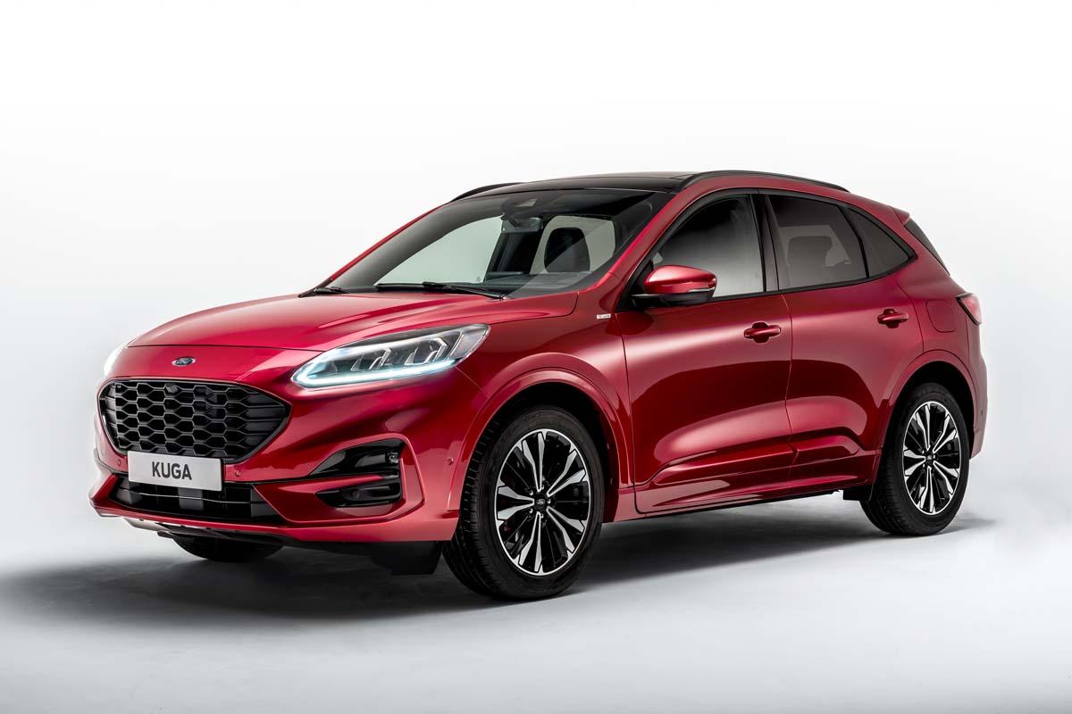 Precios de Ford Kuga 2020 2.5 Duratec PHEV 225 Titanium Aut.