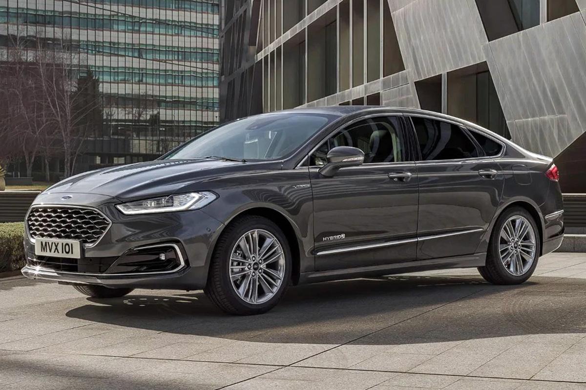 Precios de Ford Mondeo Berlina