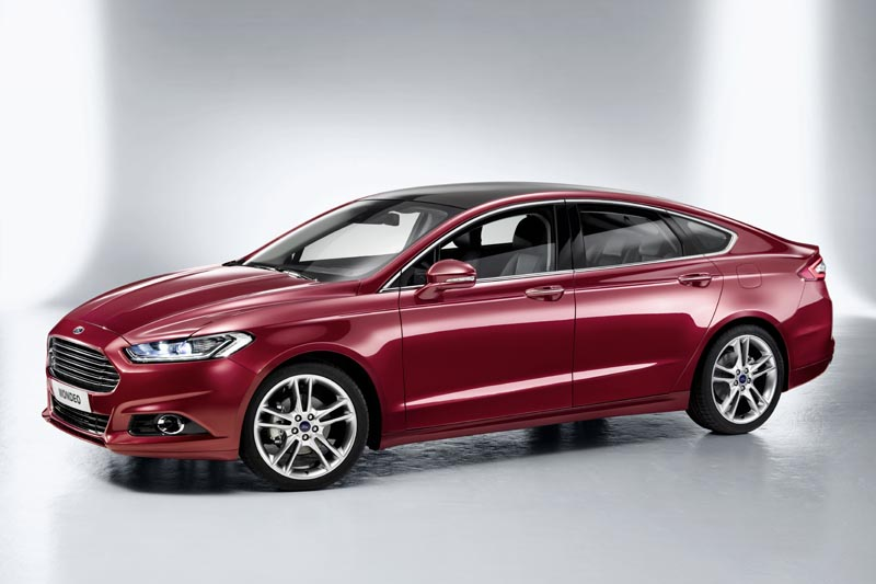 Precios de Ford Mondeo Berlina 2.0 TDCi 150 Trend 6V 5p
