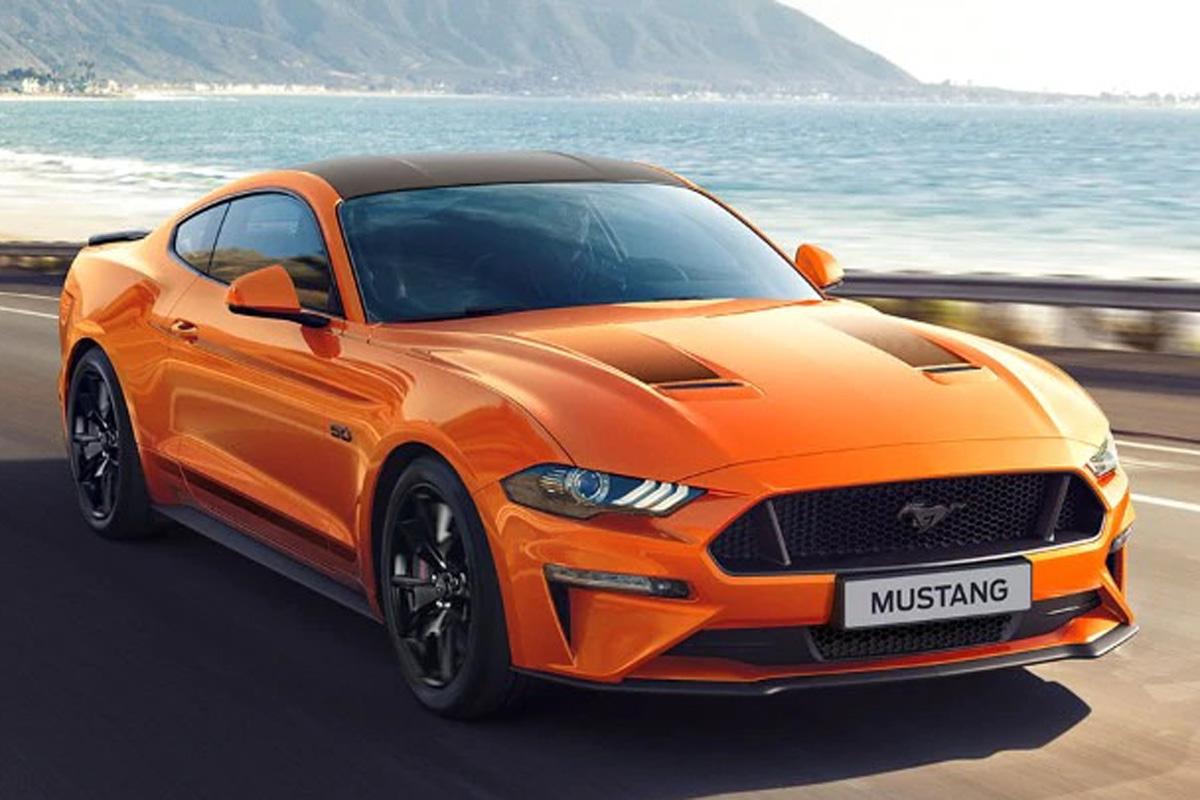 Precios de Ford Mustang Fastback