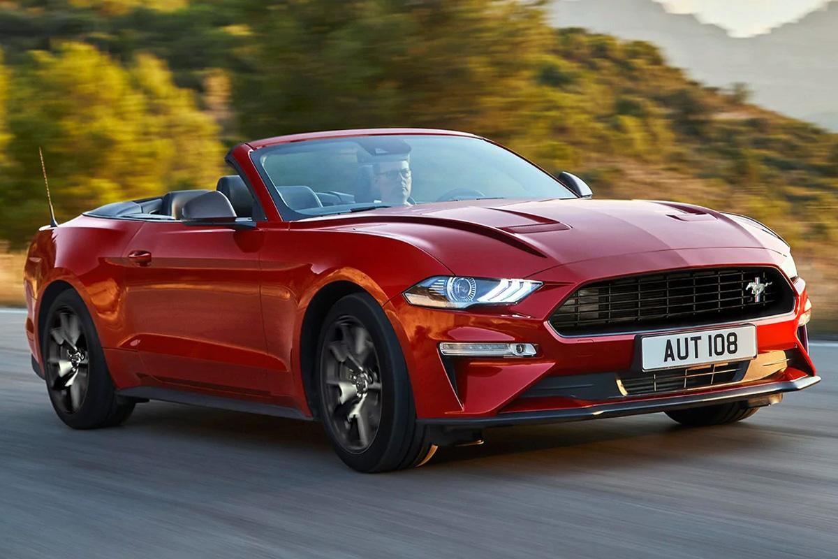 Precios de Ford Mustang Convertible