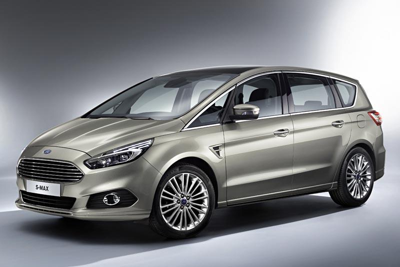 Precios de Ford S-MAX 2.0 TDCi 150 Titanium AWD 7p 6V