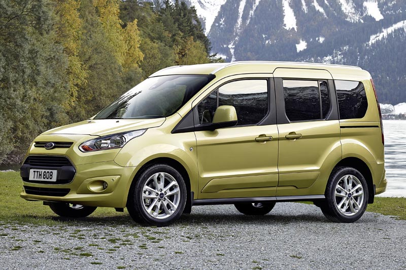 Precios de Ford Tourneo Connect