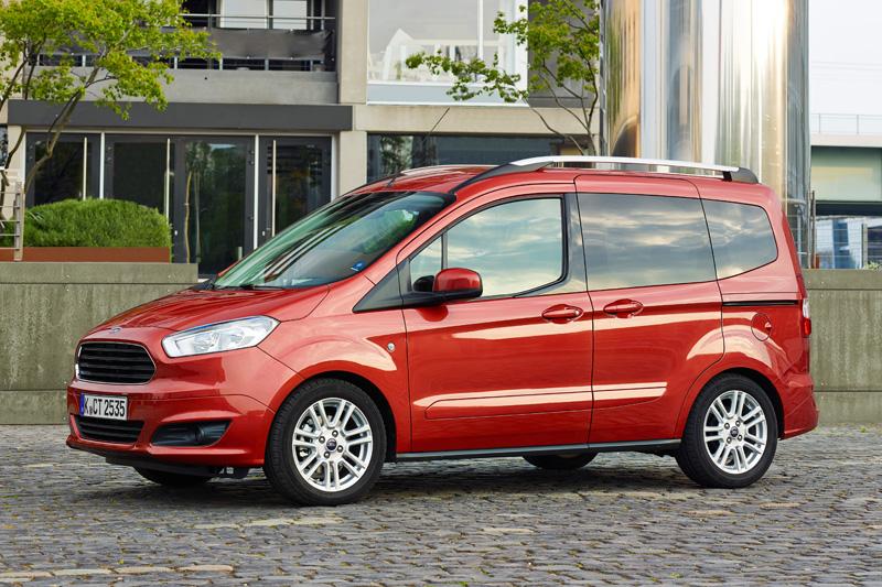 Precios de Ford Tourneo Courier