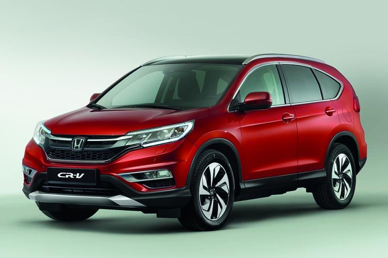 Precios de Honda CR-V