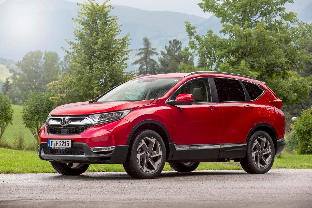 Precios de Honda  CR-V 2019 1.5 VTEC Turbo 173 Comfort 4x2 6V