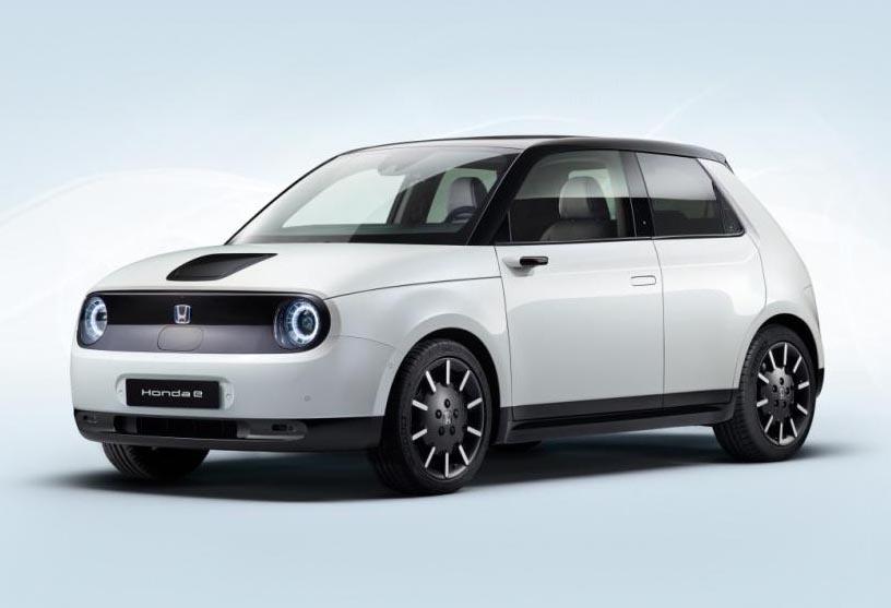 Precios de Honda e 100 kW