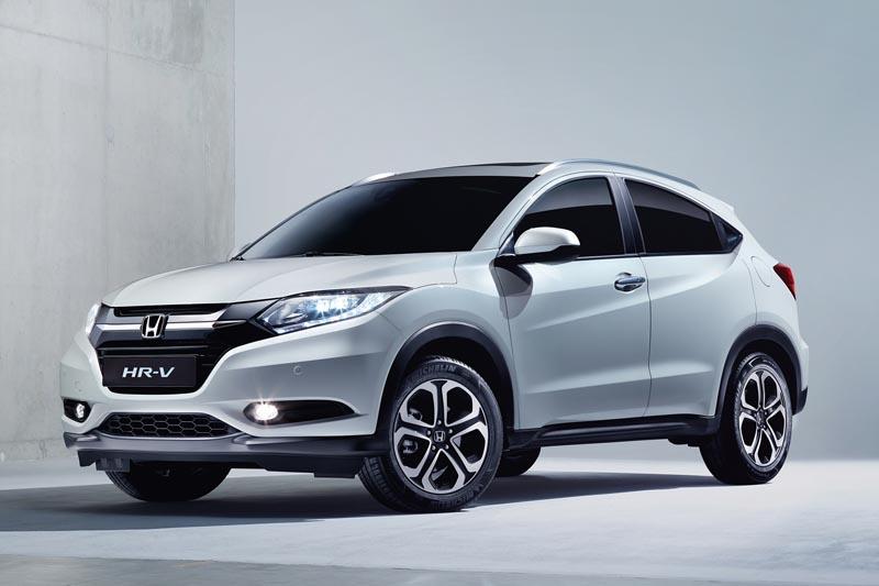 Precios de Honda HR-V 1.5 i-VTEC 130 Comfort 6V