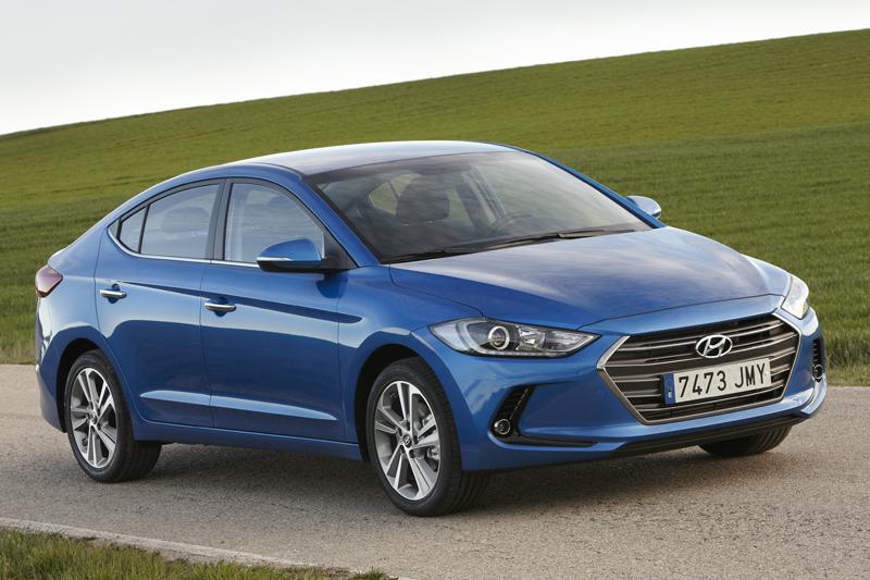 Precios de Hyundai Elantra