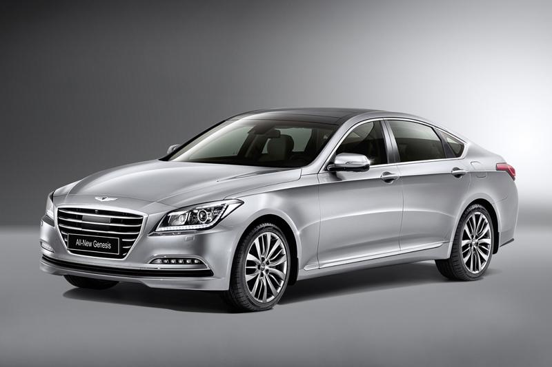 Precios de Hyundai Genesis