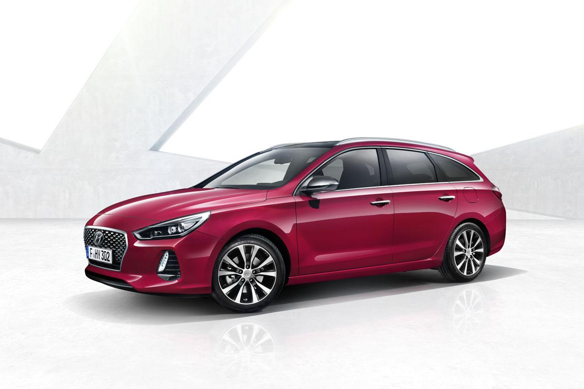 Precios de Hyundai i30 CW 1.6 CRDi 110 Klass Max 6V CW