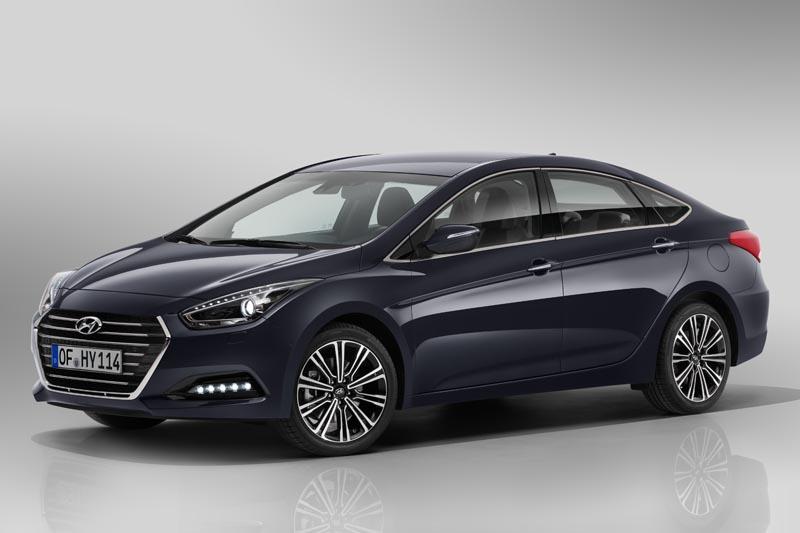 Precios de Hyundai i40 Berlina 1.6 CRDi 136 Tecno Aut. 7V 4p