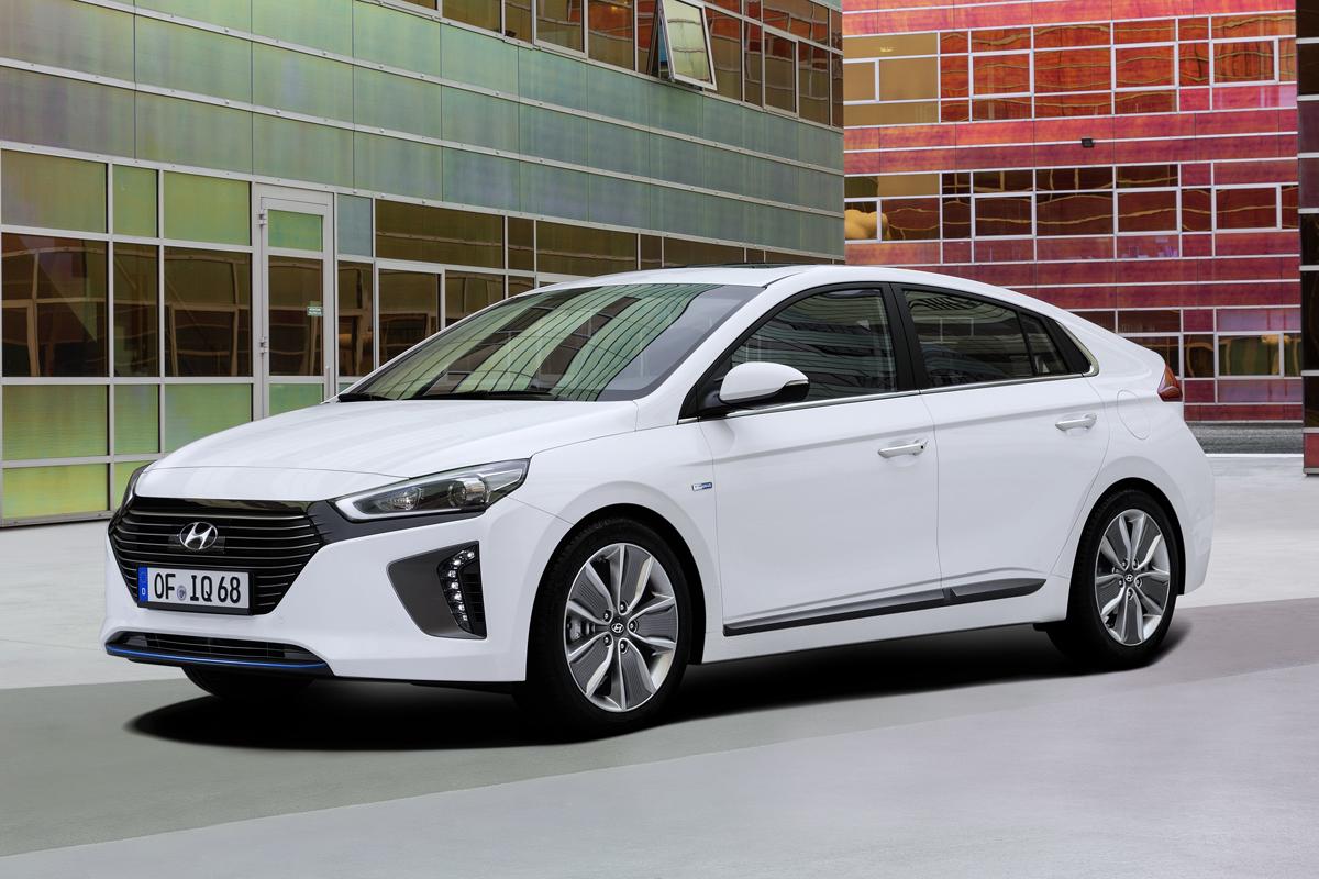 Precios de Hyundai Ioniq 1.6 GDI PHEV Tecno Aut. 6V
